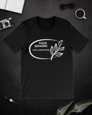 Four-seasons-total-landscaping Classic T-Shirt lifestyle-mens-crewneck-front-16