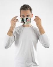 Neko Metallic Cloth face mask aos-face-mask-lifestyle-08