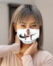 Just-do-it-later Cloth face mask aos-face-mask-lifestyle-18