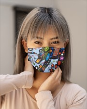 Indigenous Cloth face mask aos-face-mask-lifestyle-18