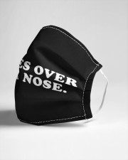 It goes over your nose Cloth face mask aos-face-mask-lifestyle-21