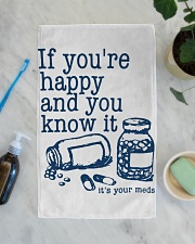 It's your meds Hand Towel aos-towelhands-front-lifestyle-02