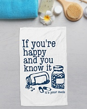 It's your meds Hand Towel aos-towelhands-front-lifestyle-7