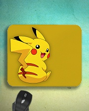 pikachu Mousepad aos-mousepad-front-lifestyle-3