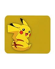 pikachu Mousepad front