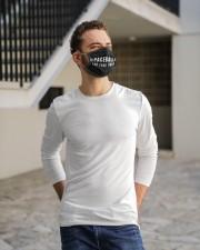 Spaceballs the face Cloth face mask aos-face-mask-lifestyle-13