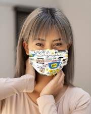 Gilmore-Girls-collage Cloth face mask aos-face-mask-lifestyle-18