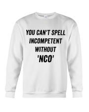You can't spell Crewneck Sweatshirt tile