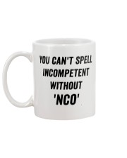 You can't spell Mug back