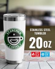 Starchild coffee 20oz Tumbler aos-20oz-tumbler-lifestyle-front-34