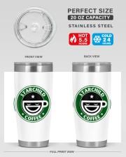 Starchild coffee 20oz Tumbler aos-20oz-tumbler-lifestyle-front-60
