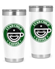 Starchild coffee 20oz Tumbler front