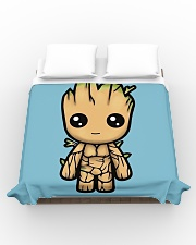 I am a groot Duvet Cover - Queen aos-duvet-covers-88x88-lifestyle-front-02