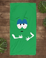Limited edition 5702 Beach Towel aos-towelbeach-vertical-front-lifestyle-1