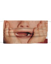 Kevin Mc Callister Cloth face mask front