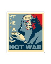 Uncle Iroh invites you for tea Sticker - Single (Vertical) front