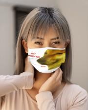 No vimrus pleamse Cloth face mask aos-face-mask-lifestyle-18