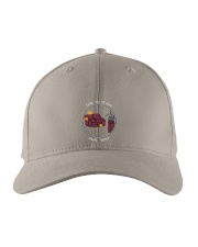 THE TV IS ON FOR YOU  Embroidered Hat front