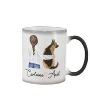 German Shepherd Mom Color Changing Mug thumbnail