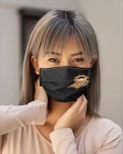 Bearded Dragon Cloth face mask aos-face-mask-lifestyle-18