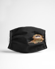 Bearded Dragon Cloth face mask aos-face-mask-lifestyle-22