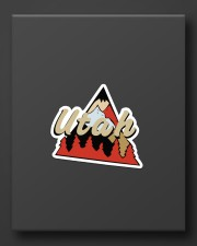 Utah Sticker - Single (Horizontal) aos-sticker-single-horizontal-lifestyle-front-08