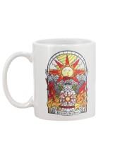 Praise The Sun Mug back