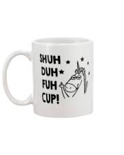 Shu Duh Fuh Mug back