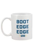 Boot edge edge Mug back