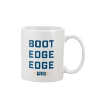 Boot edge edge Mug front