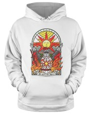 Praise The Sun Hooded Sweatshirt apparel-hooded-sweatshirt-lifestyle-front-34
