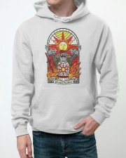 Praise The Sun Hooded Sweatshirt apparel-hooded-sweatshirt-lifestyle-front-50