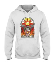 Praise The Sun Hooded Sweatshirt front