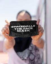 Exclusive Edition Spaceballs Cloth face mask aos-face-mask-lifestyle-07