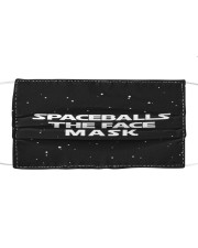 Exclusive Edition Spaceballs Cloth face mask front