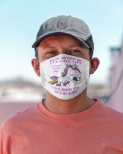 Today is not the day Cloth face mask aos-face-mask-lifestyle-06
