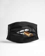Cigar Cloth face mask aos-face-mask-lifestyle-22