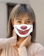 Made Me Smile Cloth face mask aos-face-mask-lifestyle-18