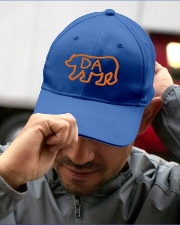 DA Bear Embroidered Hat garment-embroidery-hat-lifestyle-01