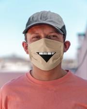 Eric Cartman Cloth face mask aos-face-mask-lifestyle-06