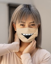 Eric Cartman Cloth face mask aos-face-mask-lifestyle-18