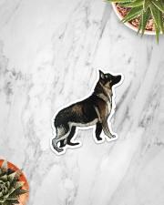 German Shepherd Sticker - Single (Vertical) aos-sticker-single-vertical-lifestyle-front-06