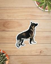 German Shepherd Sticker - Single (Vertical) aos-sticker-single-vertical-lifestyle-front-07