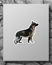 German Shepherd Sticker - Single (Vertical) aos-sticker-single-vertical-lifestyle-front-09
