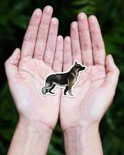 German Shepherd Sticker - Single (Vertical) aos-sticker-single-vertical-lifestyle-front-25