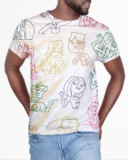 Crazy adults All-over T-Shirt aos-all-over-T-shirt-lifestyle-front-04