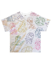 Crazy adults All-over T-Shirt front