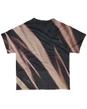 Black Tie Dye All-over T-Shirt back