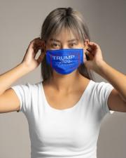 Trump 2020 Cloth face mask aos-face-mask-lifestyle-16