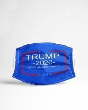 Trump 2020 Cloth face mask aos-face-mask-lifestyle-22